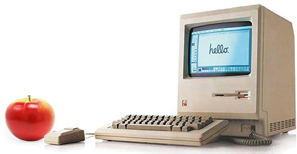 "The Name ""Macintosh"" Was Inspired by an Actual Apple"