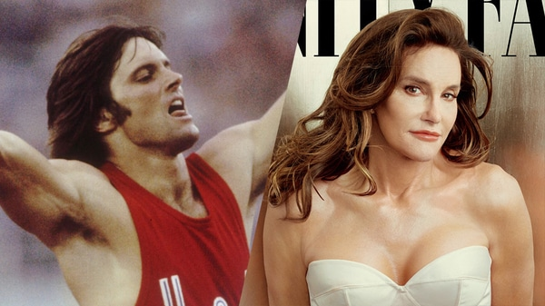 In 2015, Bruce Became Caitlyn.