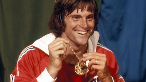 As Bruce, Jenner Won a Gold Medal in the Olympics