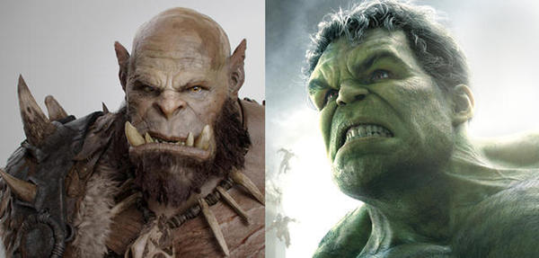 Orc Smash? They have More Similarities with The Hulk than Meets The Eye
