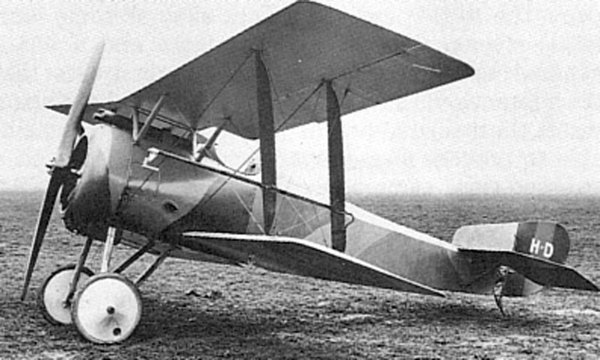 World War I Was the First Military Conflict Where the Airplane Played a Role