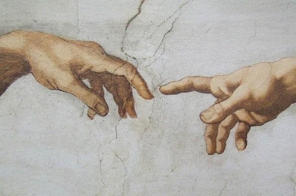 Michelangelo Has Good Company.