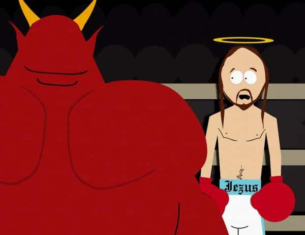 Satan: The Father of All Southpaws?