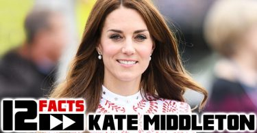 12 Kate Middleton Facts
