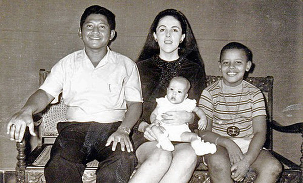 Barack Lived in Indonesia for 5 Years