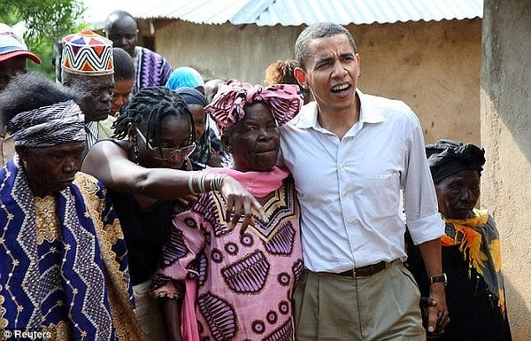 Kenya loves Barack!