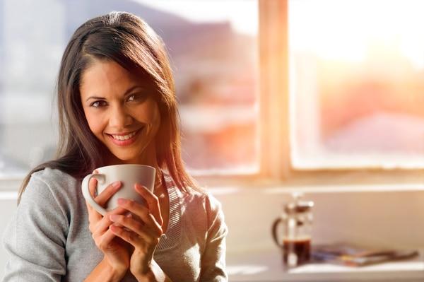 Coffee Helps You Keep Shape