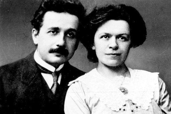 Albert Einstein illegitimate daughter