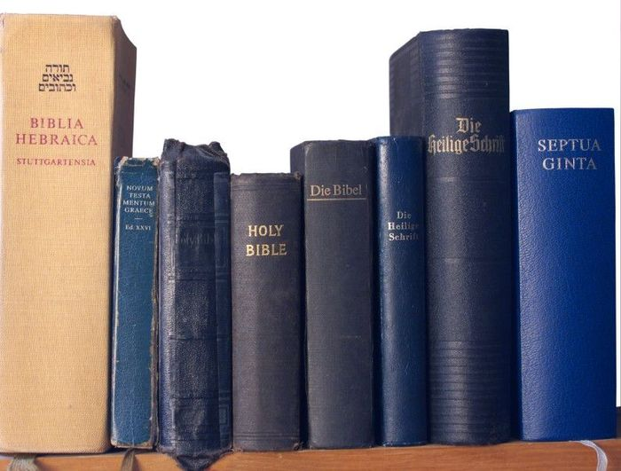 The Holy Bible is Available in 2,454 Languages