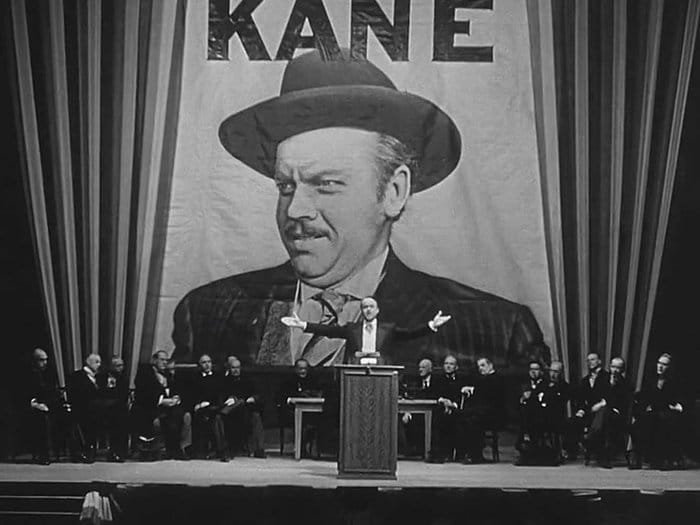 Citizen Kane is the favorite movie of Donald Trump.