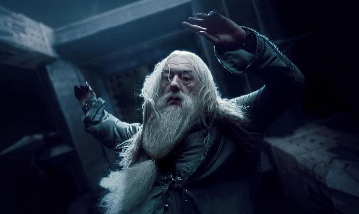 Dumbledore was the Master of Death