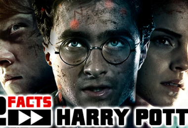 12 Harry Potter Facts
