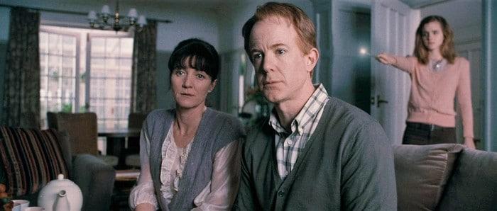 Hermione got her Parents Back