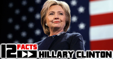 12 Facts about Hillary Clinton