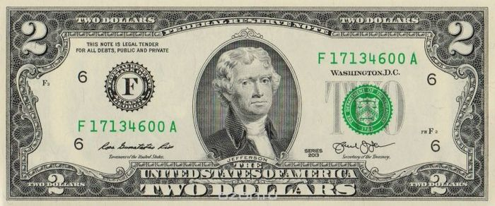 Two Dollars Too Few