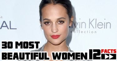 30 beautiful women featured
