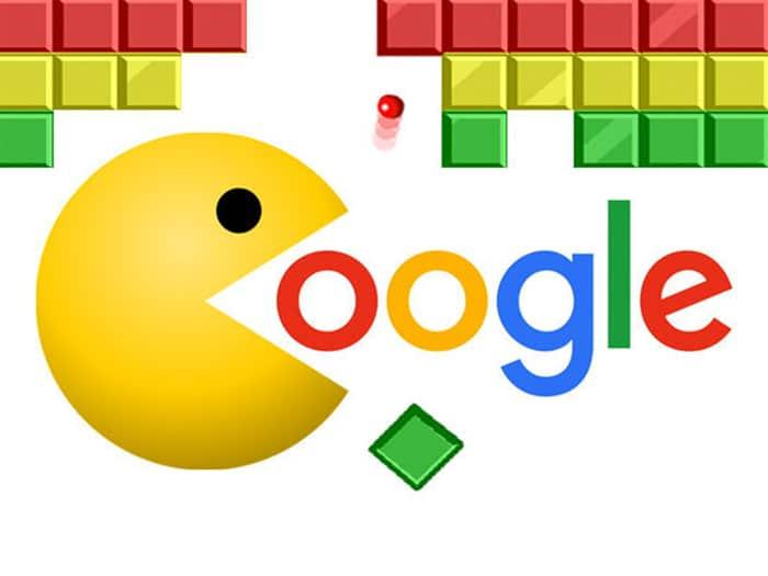 Retro Games Google Browser